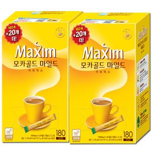 [맥심] 맥심 모카골드 커피믹스 320T : 커피는 맥심 ~