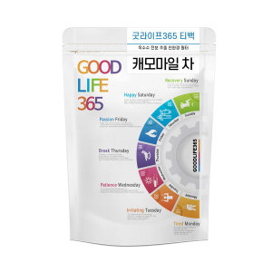 굿라이프365 캐모마일 티백 1팩 20개 1+1 총2팩 40개