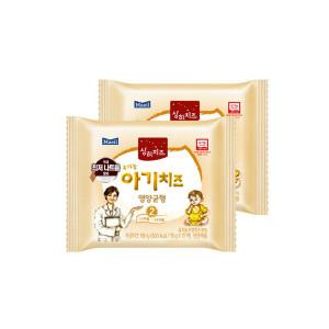 [15%중복] 상하 아기치즈 2단계 80매
