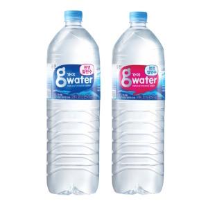 [웅진] 가야 g워터 먹는샘물 2Lx12