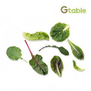 Gtable 유기농 쌈채소 1kg 특가