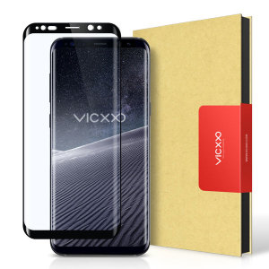 [빅쏘] 갤럭시S8 플러스 4D 풀커버 강화유리 필름 액정보호