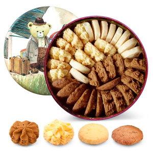 홍콩 제니베이커리 4믹스 쿠키 L 외 선택1