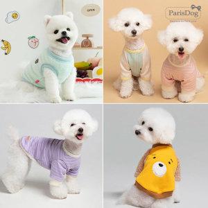 [패리스독] 패리스독 강아지옷 신상 모음 특가 고양이 의류