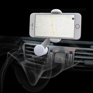 라이켈 올라운드그립 360도 차량용 핸드폰 거치대