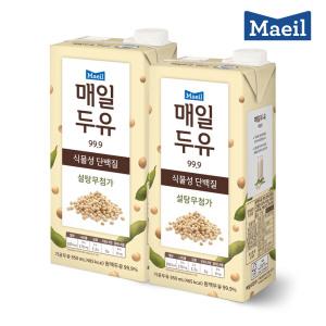 [매일유업] 매일두유 99.89 950ml 10팩 /우유/두유