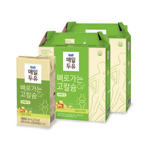 매일 뼈로가는 칼슘두유 담백한맛 190ml 32팩