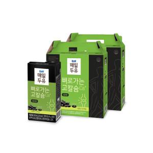 [뼈로가는칼슘두유] 검은콩 190ml 32팩 /우유/두유/매일