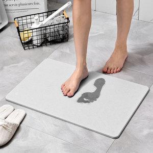 함유량 80% 규조토 발매트(대형L) 욕실매트 주방매트