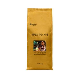 [맥널티] 행복을 주는 커피 1kg+사은품/분쇄 원두
