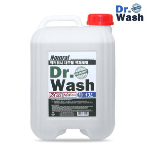 [닥터워시] 닥터워시 액체세제 내추럴 대용량 13L/세탁세제/업소용