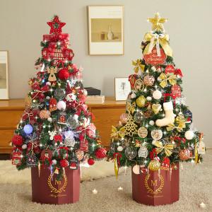 [하우쎈스] (하우쎈스) 크리스마스트리 풀세트 1.4M 1.6M