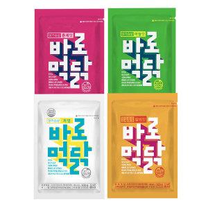 [이훈의건강한세상] 이훈 실온보관 닭가슴살 바로먹닭 훈제맛 (30팩)