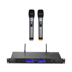 전문 UHF 무선 노래방 마이크