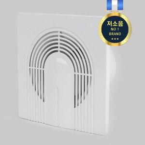 환풍기 DWV-10DRB 욕실 화장실 소형 주방 가정용