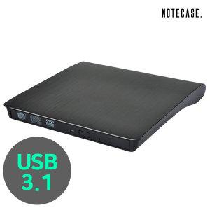 [노트케이스] USB3.0 외장 ODD DVD RW 외장형 CD롬 외장ODD DVD롬