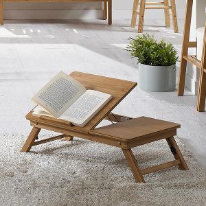 [프리메이드] 노트북테이블 좌식책상 접이식테이블 독서대 책상