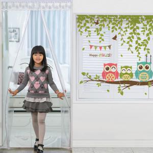 다샵 일체형자석 방풍비닐커튼+사은품