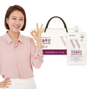 [천호식품] 우먼솔루션 여성갱년기부문대상 석류즙 75ml 30팩