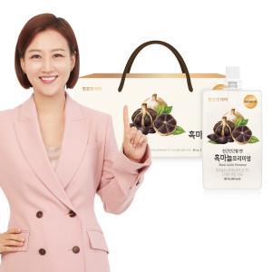 [천호식품] 흑마늘프리미엄 국내산 흑마늘엑기스  80ml 30개입