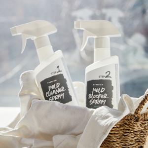 [에코후레쉬] 곰팡이제거제 2개 벽지 욕실 베란다 화장실 붙박이장