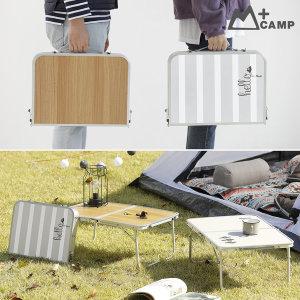 [엠플러스캠프] 캠핑폴딩테이블 캠핑접이테이블 캠핌용품 테이블 특가