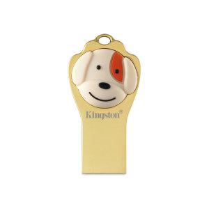 [킹스톤] 강아지 USB메모리 DTCNY18/32GB 개띠 선물 유에스비