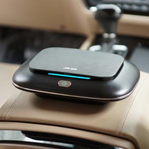 [제이비랩] 차량용 공기청정기 애니케어 헤파필터 H13 음성안내