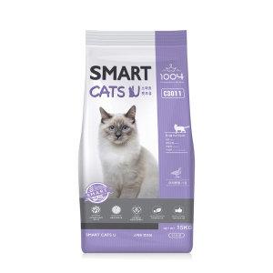 캣츠유 15kg 고양이사료 대용량