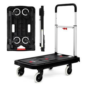 [로티홈시스] 바퀴접이식 플랫폼 핸드카트 일반형 대차 구루마