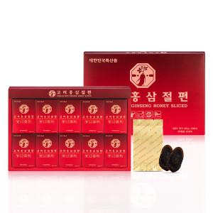 [한수위] 고려홍삼절편 선물세트20g X 10개  +쇼핑백