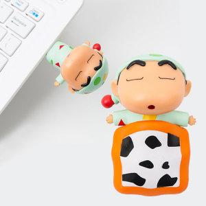 [레토] 정품  짱구 3D 피규어 USB메모리 CYUM-F01 (16GB)
