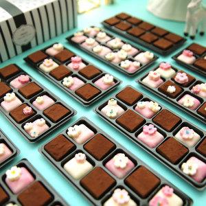 벚꽃블러썸 발렌타인데이 초콜릿만들기 세트
