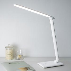 [레토] LED스탠드 LLS-01 (화이트) 최대1600Lux 색상각도조절