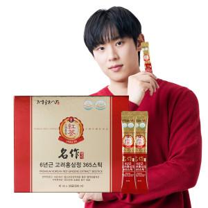 [대동고려삼] 6년근 고려홍삼정 365스틱 명작 1박스