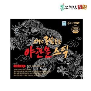 [고철남홍삼] 고철남홍삼 품은 야관문스틱 10mlX30포 1박스