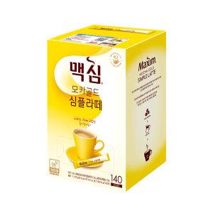 [맥심] 온라인전용맥심 모카 심플라떼 140T/커피
