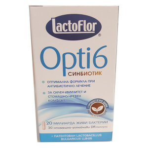 락토플로어 옵티6 불가리아유산균 30정x 3박스