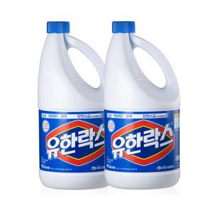 [유한락스] 유한락스 레귤러 2L 2개