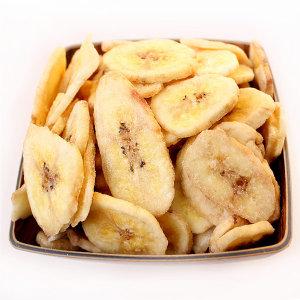 [쪽빛누리] 달콤한 바나나칩  1kg 파파삭하게 튀긴 바나나칩