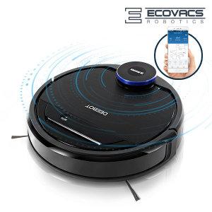 에코백스 OZMO 930 로봇청소기 진공+물걸레 / 맵핑기능
