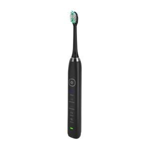 [단미] 단미 음파 전동칫솔 클린케어 블랙 휴대용 저자극