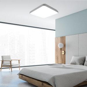 [원하조명] LED방등/조명/등기구 조명등 미러 방등 50W 칩랜덤