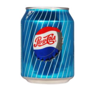 [롯데칠성] 펩시콜라 245ml x 24캔 / 캔콜라 음료