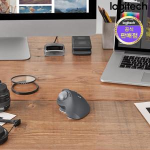 [로지텍] MX ERGO 트랙볼마우스