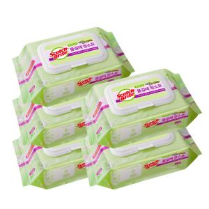 [3M] 표준형 베이직 더블액션 물걸레 청소포 150매