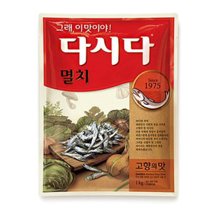 [다시다] 멸치 다시다 1kg