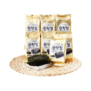 늘품애 광천 도시락김 4gX60봉