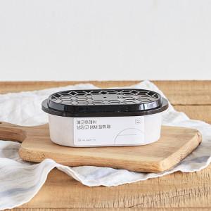 [에코후레쉬] 냉장고탈취제2개 100%천연성분 2년사용 냉동실겸용