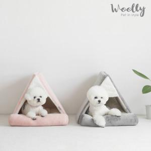 [울리] Woolly 시원한 강아지쿨매트/강아지집/강아지방석